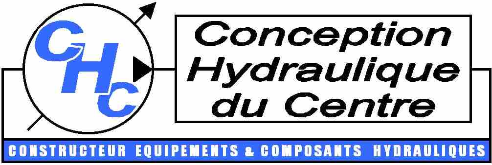 Conception Hydraulique du Centre – CHC
